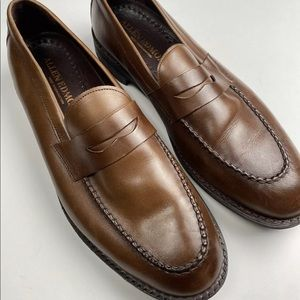 Allen Edmonds Port Washington Loafers 11.5 D
